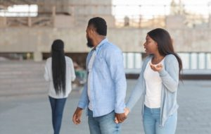 Here's how to make a relationship work after cheating